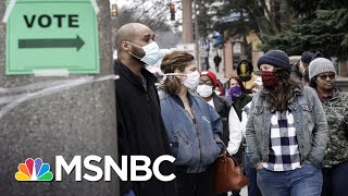 Carville On WI Election: GOP Will Literally Kill People To Stay In Power | The 11th Hour | MSNBC
