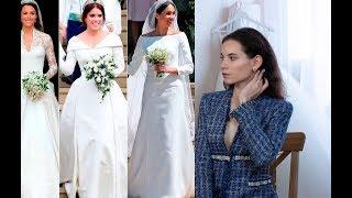 СВАДЕБНЫЕ ПЛАТЬЯ....Меган  Маркл, Кейт Миддлтон, Диана/The royals