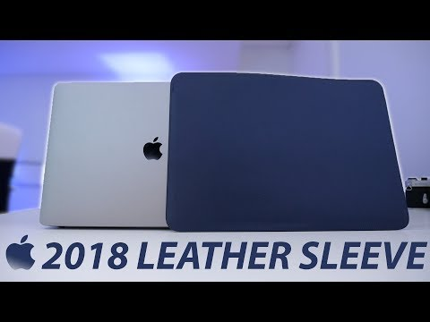 Apple's new MacBook Pro leather sleeve review: don't buy it!