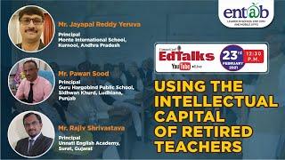 Using the Intellectual Capital of Retired Teachers | Educational Webinar