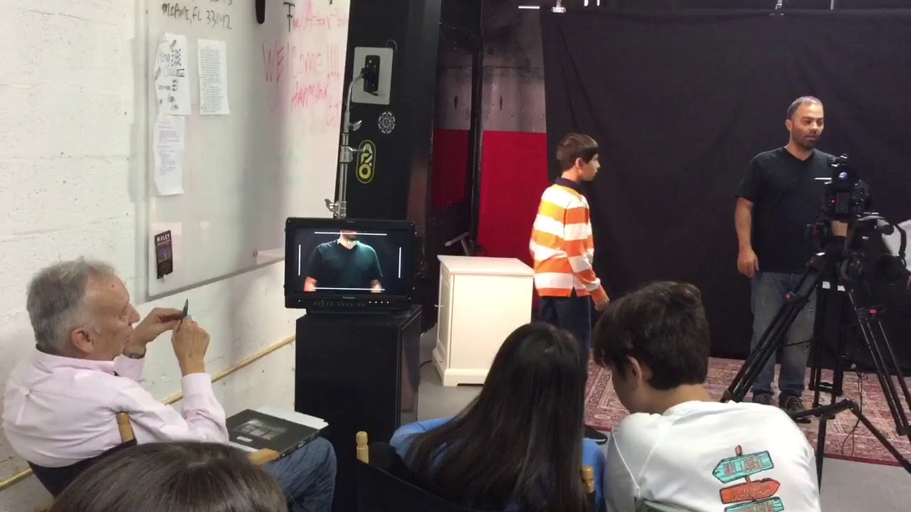 Acting workshop - Casting directors inputs to nail a Nickelodeon audition  🎥🎬