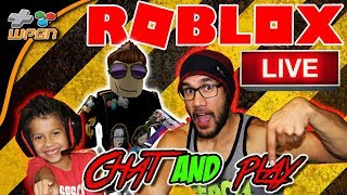 🔥 ROBLOX LIVE 🔥 Playing JAILBREAK With Fans 💎Subscriber Loyalty Rewards 💙 (1-15-18)