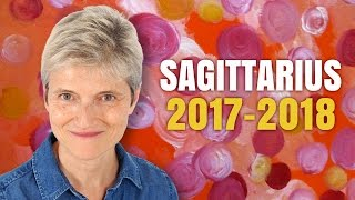 SAGITTARIUS 2017 - 2018 ASTROLOGY | This is YOUR year!!