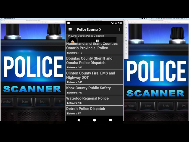 5 best police scanner apps for Android! - Android Authority