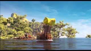 UPS! Arka odpłynęła - Zwiastun PL (Official Trailer)