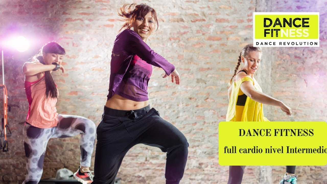 DANCE FITNESS FULL CARDIO NIVEL INTERMEDIO