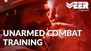 Unarmed Combat Training at Indian Commando School Belgaum | Making of a Soldier | Veer by Discovery