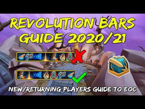 Beginnner Revolution DPS Guide 2020/2021 [Runescape 3]