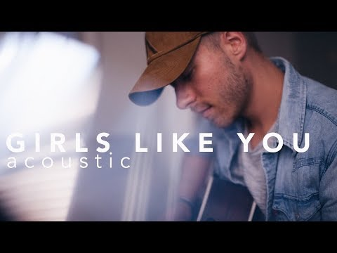 Girls Like You - Maroon 5 Ft. Cardi B (Acoustic Cover)