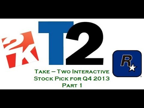 First Choice Gaming Stock 2013: Take Two Interactive (TTWO) Stock Analysis Part 1