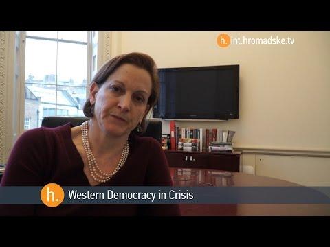 Western Democracy In Crisis - Applebaum