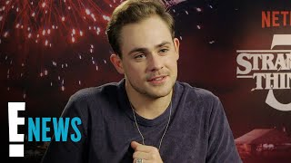 """Stranger Things""' Dacre Montgomery Teases What's in Store for Billy in Season 3 