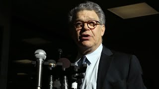 Democratic senators call on Al Franken to resign