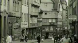 Über 70 Jahre alte Filmaufnahmen: So sah Kassel früher aus