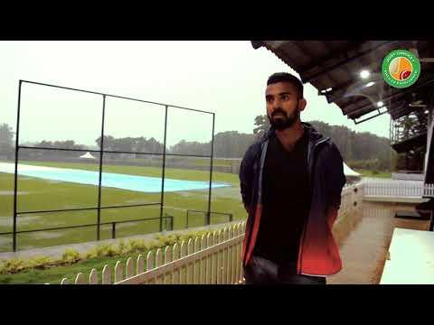 K L Rahul L Just Cricket Academy L Think Tree Media House L Bengaluru