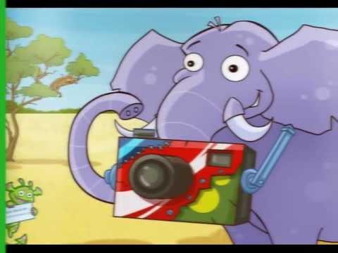 El elefante fot grafo youtube - Camaras de fotos infantiles ...