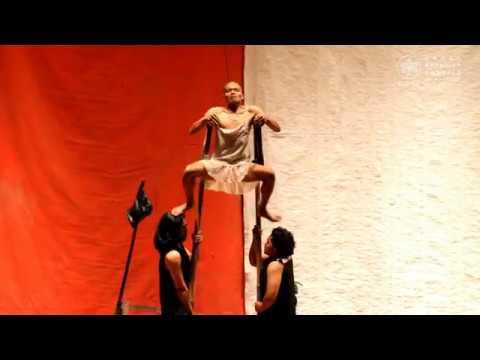 Djakarta Teater Platform - Penggalan adegan