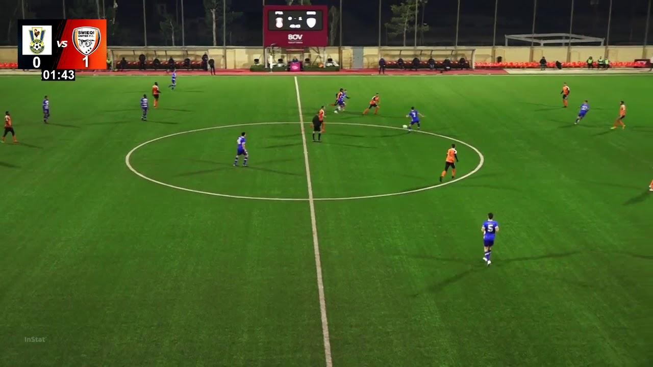 TOP BINS GOAL!! Swieqi United Fc vs Pieta Hotspurs Fc
