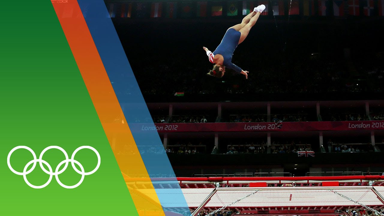 Women's Trampoline | Looking Ahead to Rio 2016 - YouTube