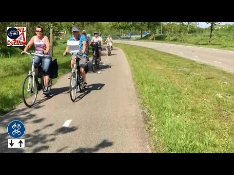 Bike ride from Boxtel to Den Bosch