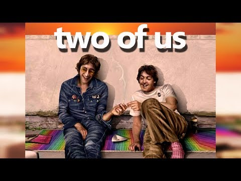 TWO OF US   the movie   Lennon and McCartney's weekend at the Dakota in 1976