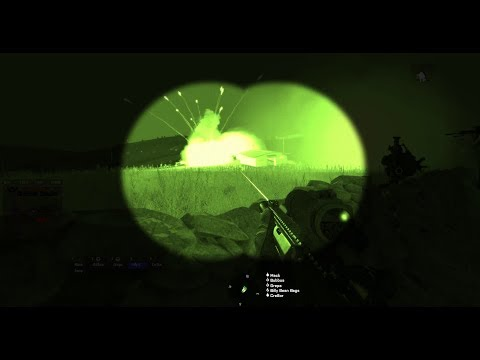 Combined Arms: Operation Blinding The Dragon - ArmA 3 Gameplay
