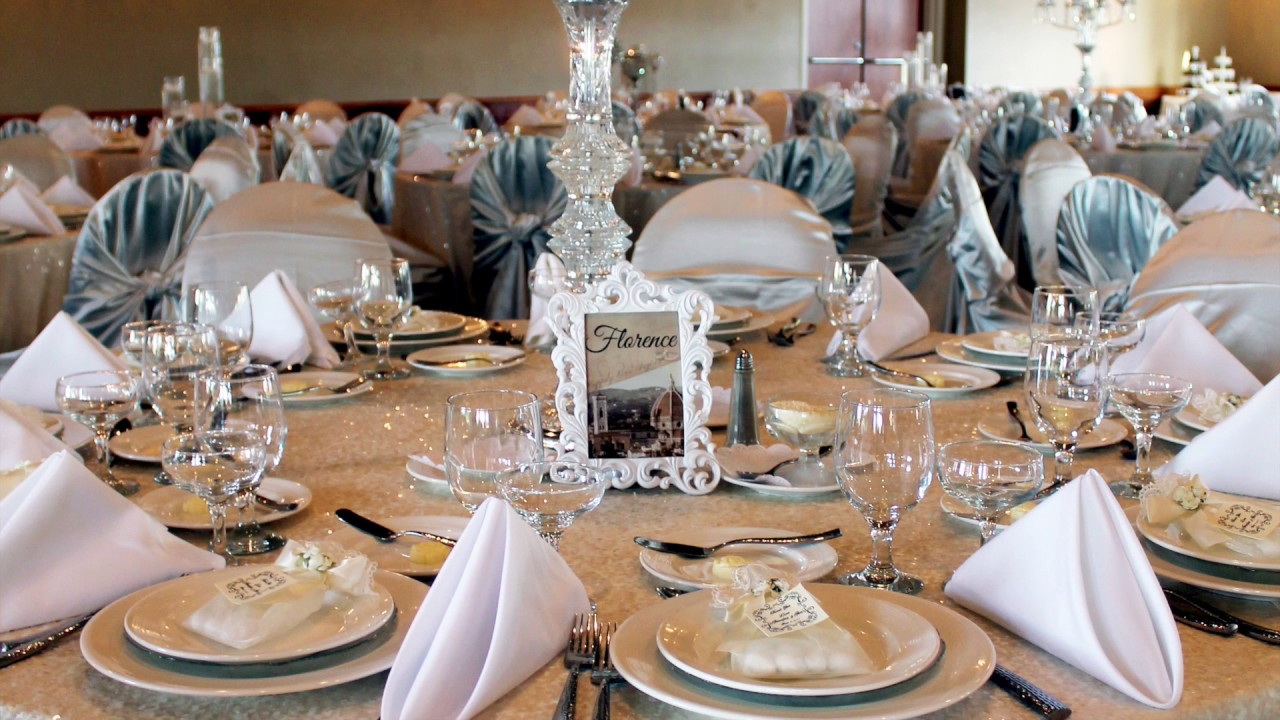 Mr. & Mrs. Argiros's Grand Ballroom Reception
