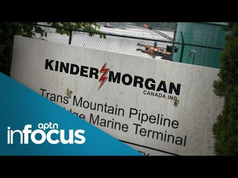 Mounting opposition to proposed Trans Mountain pipeline expansion | APTN InFocus