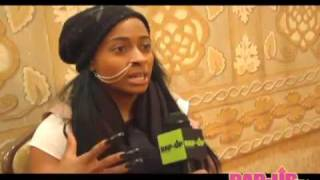 Shanell Kisses Lil Wayne and Tells!
