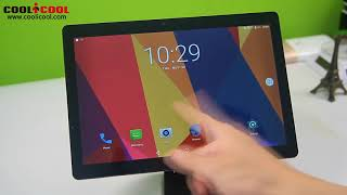 CUBE POWER M3 4G Tablet PC Unboxing