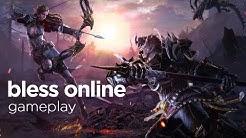 Bless Online Gameplay - 2018 MMORPG