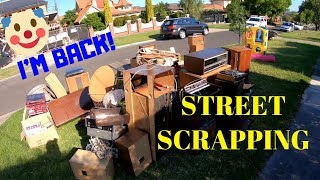 Street Scrapping I
