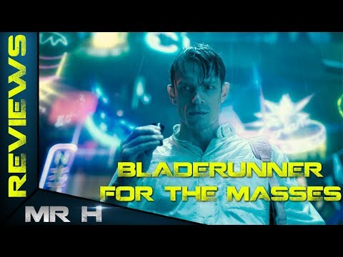 Altered Carbon REVIEW - Bladerunner For The Masses