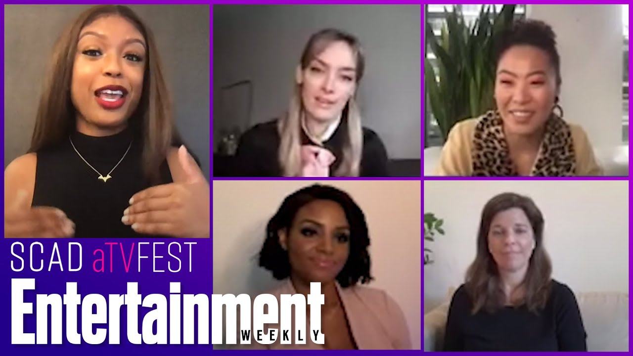 SCAD aTV Fest 2021: Women Who Kick Ass ft Javicia Leslie, Kimrie Lewis & More