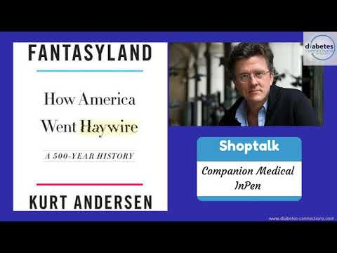 """Fantasyland"" Author Kurt Andersen / Introducing InPen"
