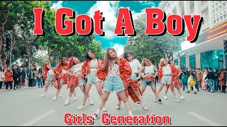 [ KPOP IN PUBLIC ] Girls' Generation 소녀시대 'I GOT A BOY' DANCE COVER by FGDance from Vietnam