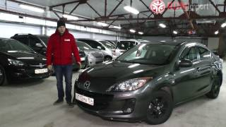 Характеристики и стоимость Mazda 3 2012 год цены на машины в Новосибирске смотреть