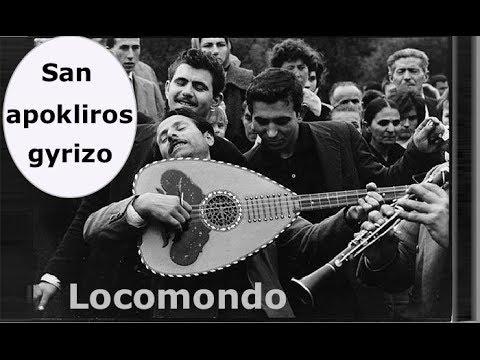 Locomondo - San apokliros gurizo - Official Audio Release