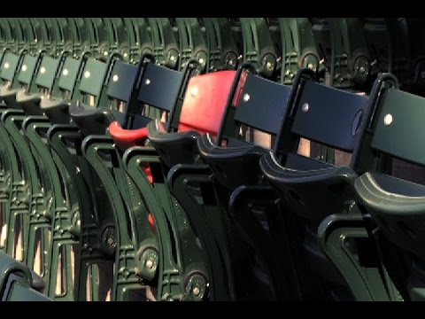 Fenway 100: Ted Williams' Historic Red Seat