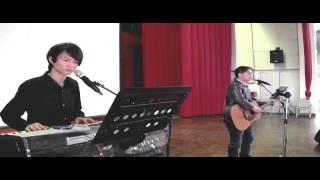 徐譽滕 [做我老婆好不好] 婚禮樂團Live演唱 by 阿隆&阿智