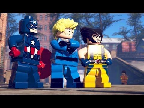 LEGO Marvel Super Heroes Guía - Nuevo Trailer del Vídeo Juego + Nuevas Imagenes