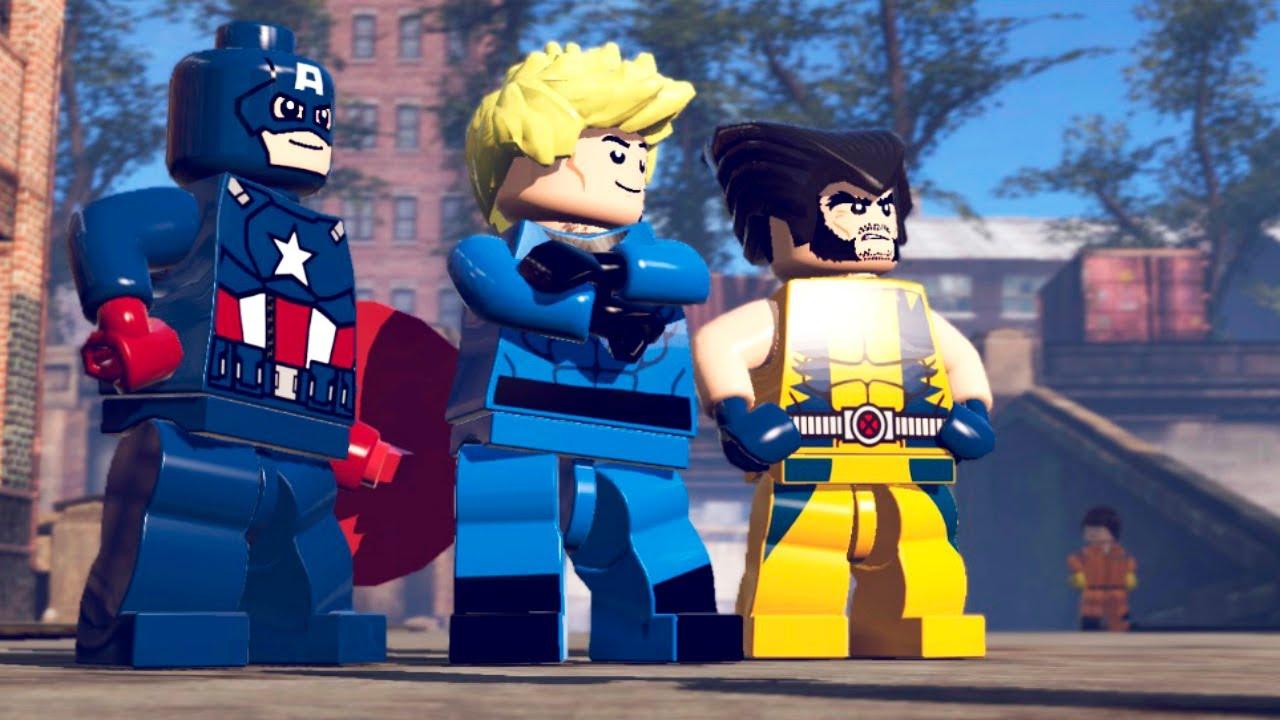 LEGO Marvel Super Heroes Guía - Nuevo Trailer del Vídeo Juego + ...