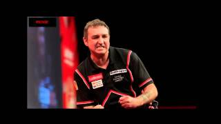 Richie Burnett - Mad Prince of Wales - Darts