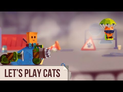 Let's Play C.A.T.S: Crash Arena Turbo Stars (Live Stream #30)