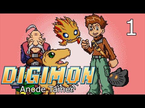 Digimon Anode Tamer Part 1  