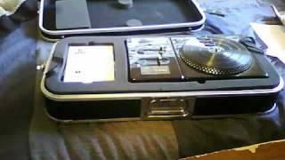 DJ Hero Renegade Edition Unboxing (Xbox 360)