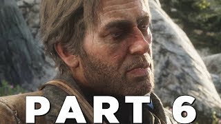 RED DEAD REDEMPTION 2 Walkthrough Gameplay Part 6 - LEGENDARY BEAR (RDR2)