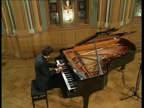 Gershwin - Rhapsody In Blue (piano solo version) - Vestard Shimkus