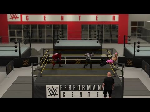 #IncREDibleHolgster – WWE 2K16 Let's Play – My Career #2