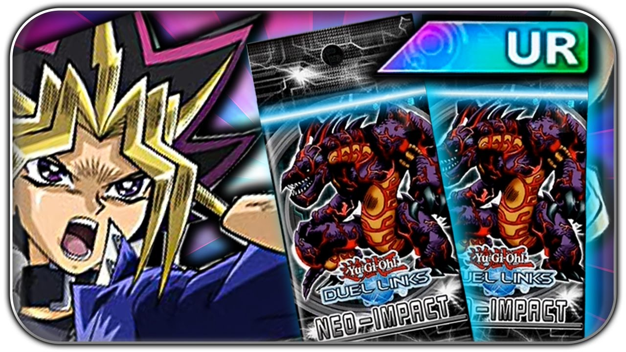 ultra rare card in first apck opening yugioh duel links let u0027s